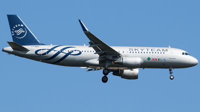 T7-MRD - Airbus A320-214 - Middle East Airlines (MEA)