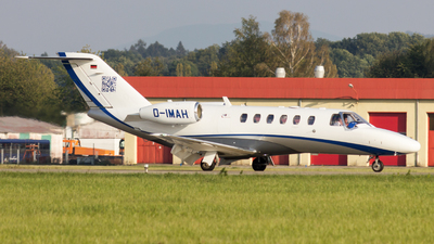 D-IMAH - Cessna 525A CitationJet 2 Plus - Private