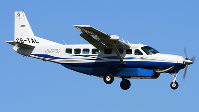 C6-TAL - Cessna 208B Grand Caravan - Private