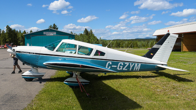 A picture of CGZYM - Piper PA28235 - [2811224] - © Santiago Arias