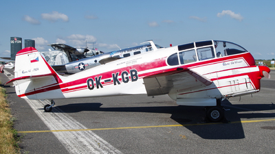 OK-KGB - Aero 45S Super Aero - Private