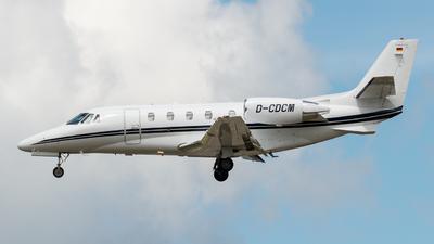 D-CDCM - Cessna 560XL Citation XLS+ - Air Hamburg
