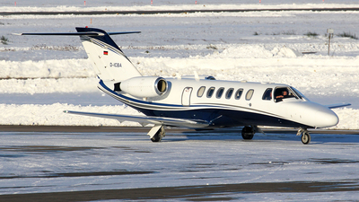D-ICBA - Cessna 525 Citationjet CJ2 - ProAir Aviation