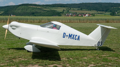 D-MXCA - Spacek SD-1 Minisport - Private