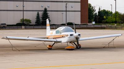 N74252 - Grumman American AA-5B Tiger - Private