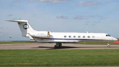 M-USIC - Gulfstream G550 - Private