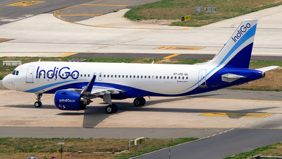A picture of VTITS - Airbus A320271N - IndiGo - © Sandeep Pilania