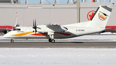 A picture of CGYWX - De Havilland Canada Dash 8100 - Air Creebec - © Daniel Lapierre Forget