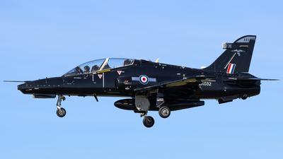 ZK032 - British Aerospace Hawk T.2 - United Kingdom - Royal Air Force (RAF)