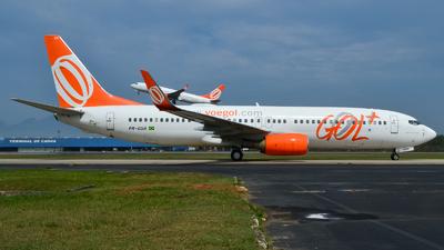 PR-GUA - Boeing 737-8EH - GOL Linhas Aereas