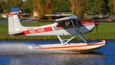 N674M - Cessna 180B Skywagon - Private