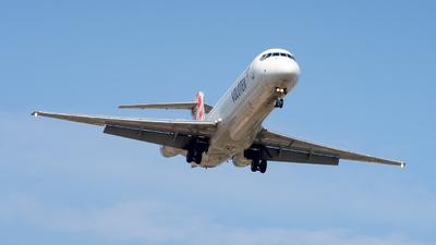 EI-EWI - Boeing 717-2BL - Volotea