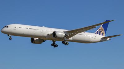 N9672N - Boeing 787-10 Dreamliner - Boeing Company
