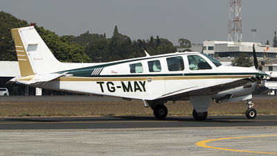 TG-MAY - Beechcraft A36 Bonanza - Private