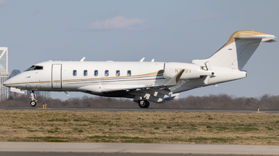 N70BV - Bombardier BD-100-1A10 Challenger 350 - Private
