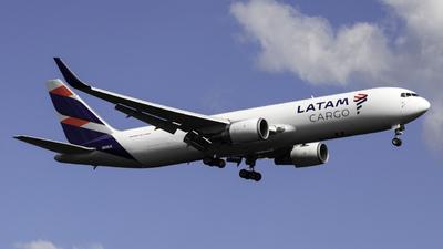 N534LA - Boeing 767-316F(ER) - LATAM Cargo