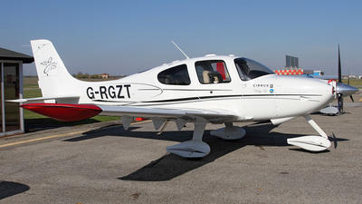 G-RGZT - Cirrus SR20-G3 - Private