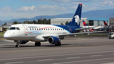 XA-ACQ - Embraer 170-100SU - Aeroméxico Connect