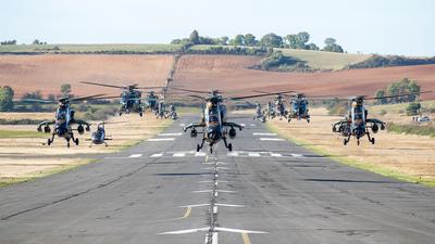 6020 - Eurocopter EC 665 Tiger HAD - France - Army