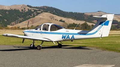 ZK-WAA - Piper PA-38-112 Tomahawk - Marlborough Aero Club