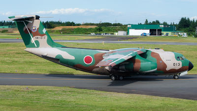 58-1013 - Kawasaki C-1 - Japan - Air Self Defence Force (JASDF)