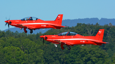 A-101 - Pilatus PC-21 - Switzerland - Air Force