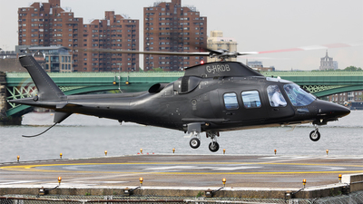 A picture of GHRDB - Agusta A109S Grand - [22031] - © JM Rotor 54