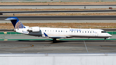 N784SK - Bombardier CRJ-701 - United Express (SkyWest Airlines)