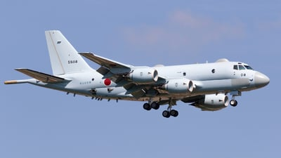 5508 - Kawasaki P-1 - Japan - Maritime Self Defence Force (JMSDF)