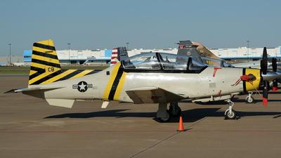06-3837 - Raytheon T-6A Texan II - United States - US Air Force (USAF)