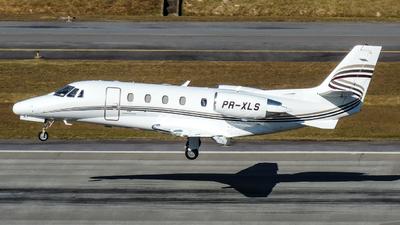 A picture of PRXLS - Cessna 560XLS Citation Excel - [5605607] - © Danilo Stanislau