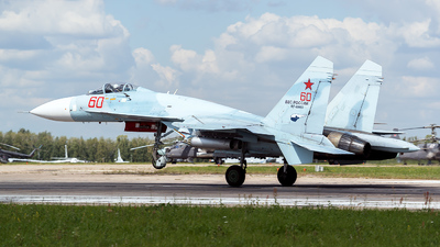 RF-93665 - Sukhoi Su-27SM3 Flanker B - Russia - Air Force
