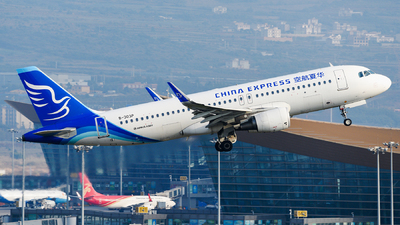 B-303P - Airbus A320-214 - China Express Airlines