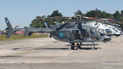 151 - Bell 407GX - Guatemala - Air Force