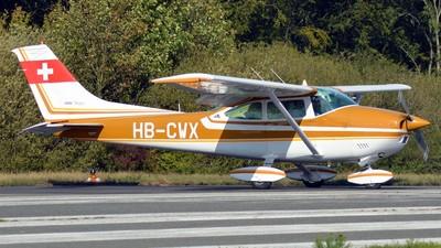 A picture of HBCWX -  - [] - © Alex Herbort