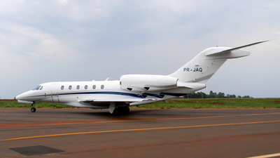 PR-JAQ - Cessna 750 Citation X - Cessna Aircraft Company