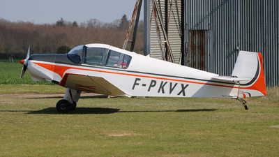 F-PKVX - Jodel D112 - Private