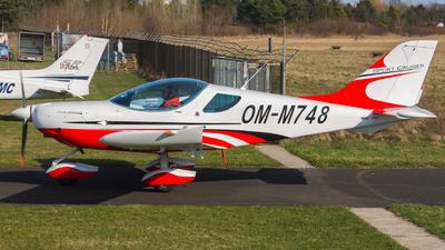 A picture of OMM748 - Czech Sport Aircraft SportCruiser - [] - © Adam Szczepkowski