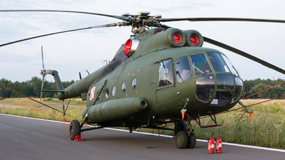 648 - Mil Mi-8T Hip - Poland - Army