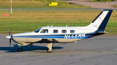 N446MM - Piper PA-46-310P Malibu - Private