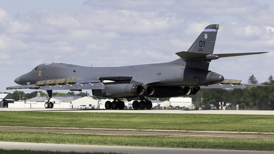 86-0126 - Rockwell B-1B Lancer - United States - US Air Force (USAF)