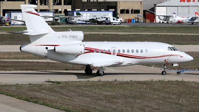 PR-PMV - Dassault Falcon 900EX - Morro Vermelho Táxi Aéreo