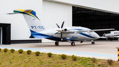 A picture of PTTIC - Piaggio P180 Avanti - [1217] - © Adriano Soares-SBCT