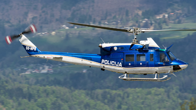 S5-HPB - Bell 212 - Slovenia - Police