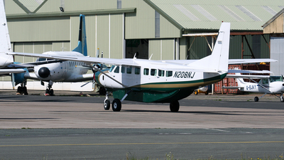 N208NJ - Cessna 208B Grand Caravan - Dolphin Aviation