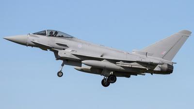 ZK364 - Eurofighter Typhoon FGR.4 - United Kingdom - Royal Air Force (RAF)