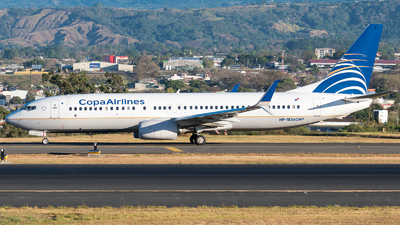 HP-1856CMP - Boeing 737-8V3 - Copa Airlines