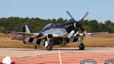N51HY - North American P-51D Mustang - Private