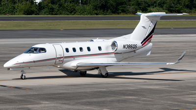 N386QS - Embraer 505 Phenom 300 - NetJets Aviation