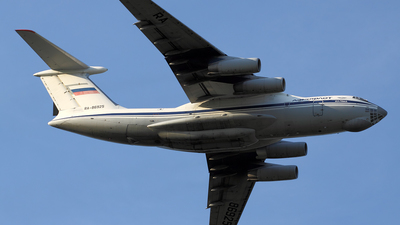RA-86925 - Ilyushin IL-76MD - Russia - Air Force
